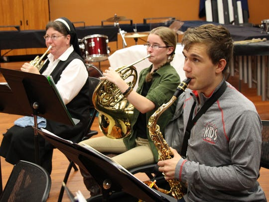 Silver Lake College will present its Winter Instrumental