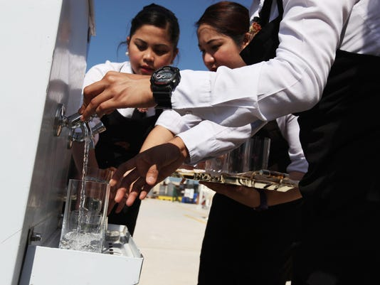 Mideast Emirates Running Out of Water