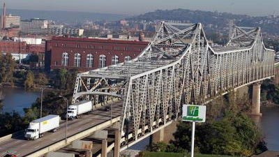 Brent Spence Bridge.