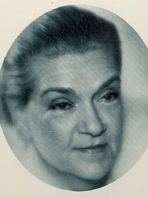 Margaret McMillan of Lafayette died Wednesday at age 96. She taught swimming for about 75 years and was a pioneer in offshore safety.