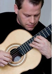 David Temple performs Feb. 11 at the Cornell Street