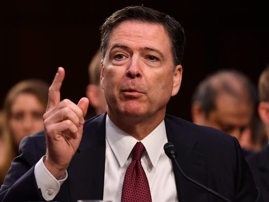 Image result for james comey