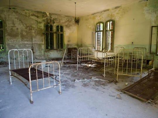 Poveglia is known in the paranormal community.