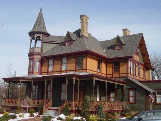 The Victorian Killing Estate.