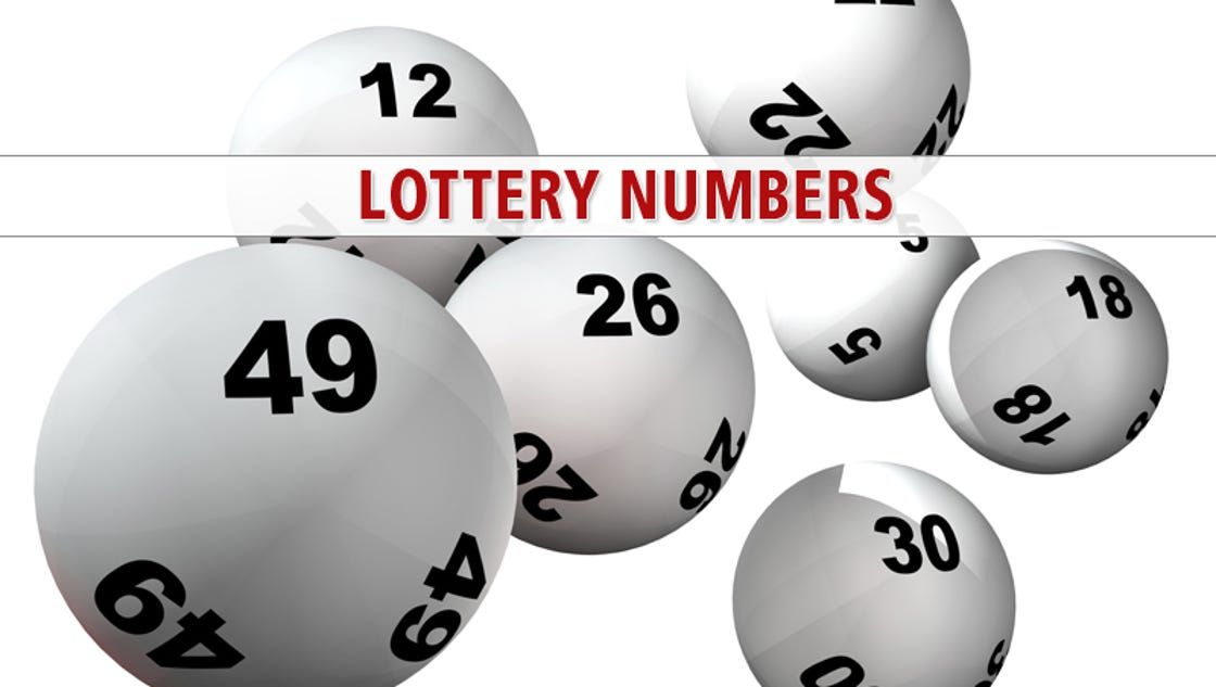Lotto Numbers Saturday