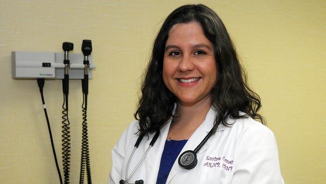 Emine Comer is a Pediatric Nurse Practitioner for Pediatrics in Brevard.