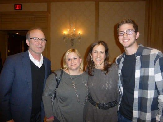 Bloomfield Hills residents Randy Orley; Danielle Graceffa,