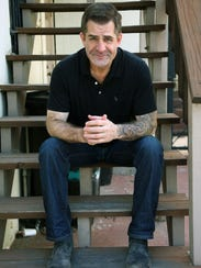 Comic Todd Glass will help Blue Room Comedy Club celebrate its second birthday this weekend.