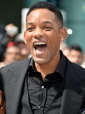 Actor-singer Will Smith is 46.