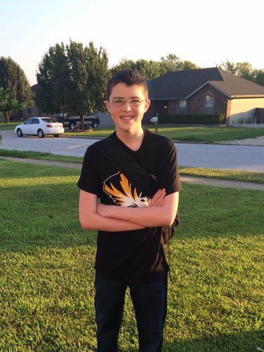 Missing 14-year-old boy from Willard found