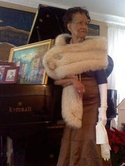Her grandson David Alexander Jenkins posted this photo of Dr. C. Patricia Turner Debnam after Quota International of Wilmington honored her in 2013 for more than 40 years of service.