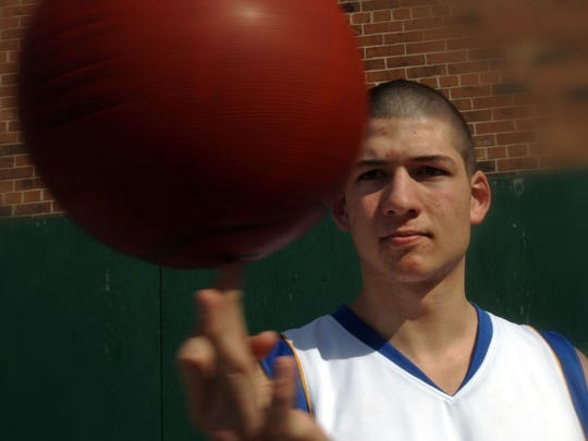 Germantown's Ben Averkamp, who later played at Loyola (Chicago), was named our All-Suburban Player of the Year in 2008 and 2009.