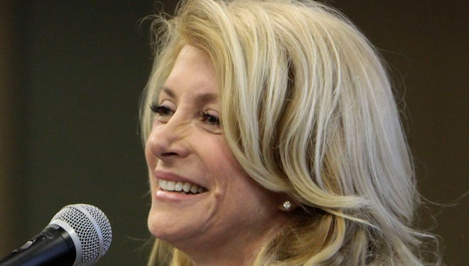 GEORGE TULEY/SPECIAL TO THE CALLER-TIMES 