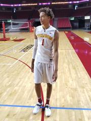 George Conditt is Iowa State's basketball third 2018 scholarship commitment.
