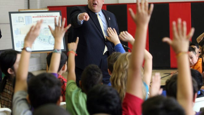 To understand why New Jersey teachers are unhappy, look no farther than Gov. Chris Christie.