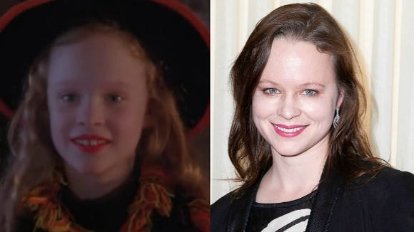 Hocus Pocus' stars: Then and now