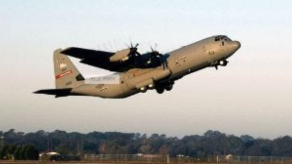 """Mississippi staved off loss of the 815th Air Lift Squadron at Keesler Air Force Base in Biloxi by thwarting Pentagon plans to move the 130J tactical air lift unit, """"Flying Jennies,"""" to another state."""