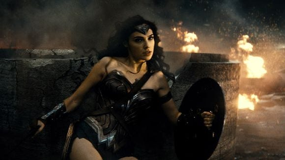 """Gal Gadot is starring as Wonder Woman in the upcoming """"Batman v Superman: Dawn of Justice."""""""
