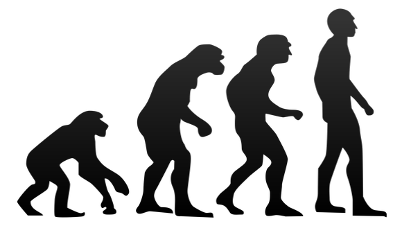 Human beings have evolved. Not so for all politicians.