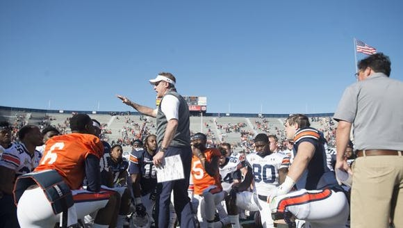 Gus Malzahn will look to have a bounce back year in