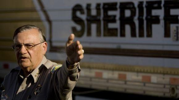 Maricopa County Sheriff Joe Arpao