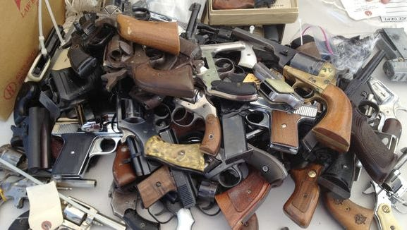Will we every sort out the gun mess?
