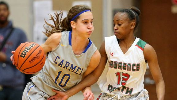 Carmel is ranked No. 1 in Class 4A again this week.
