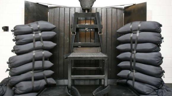Utah's firing squad