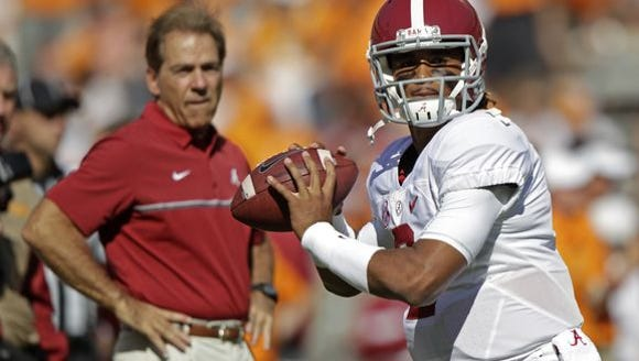 True freshman Jalen Hurts could become the first African-American