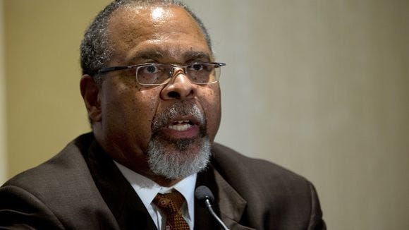Former Cincinnati Mayor Ken Blackwell starts super