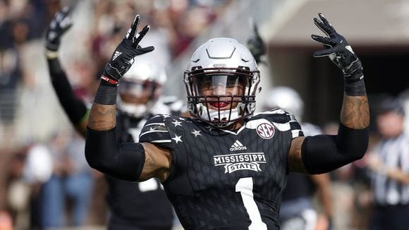 Brandon Bryant and the Mississippi State Bulldogs upset Texas A&M last season as the Aggies lost four of their last five games.