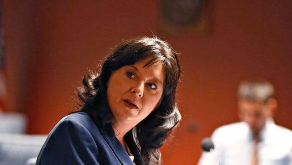 Arizona Secretary of State Michelle Reagan