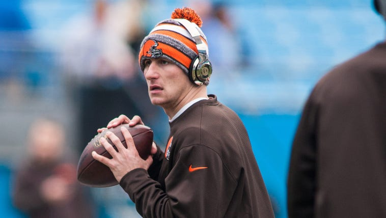 Follow all of the action between the Browns and Panthers