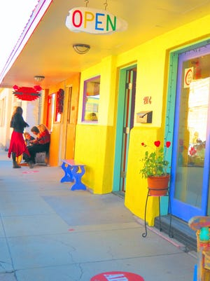 The Silver City Art Association will gear up for a Blues Fest weekend of activities.
