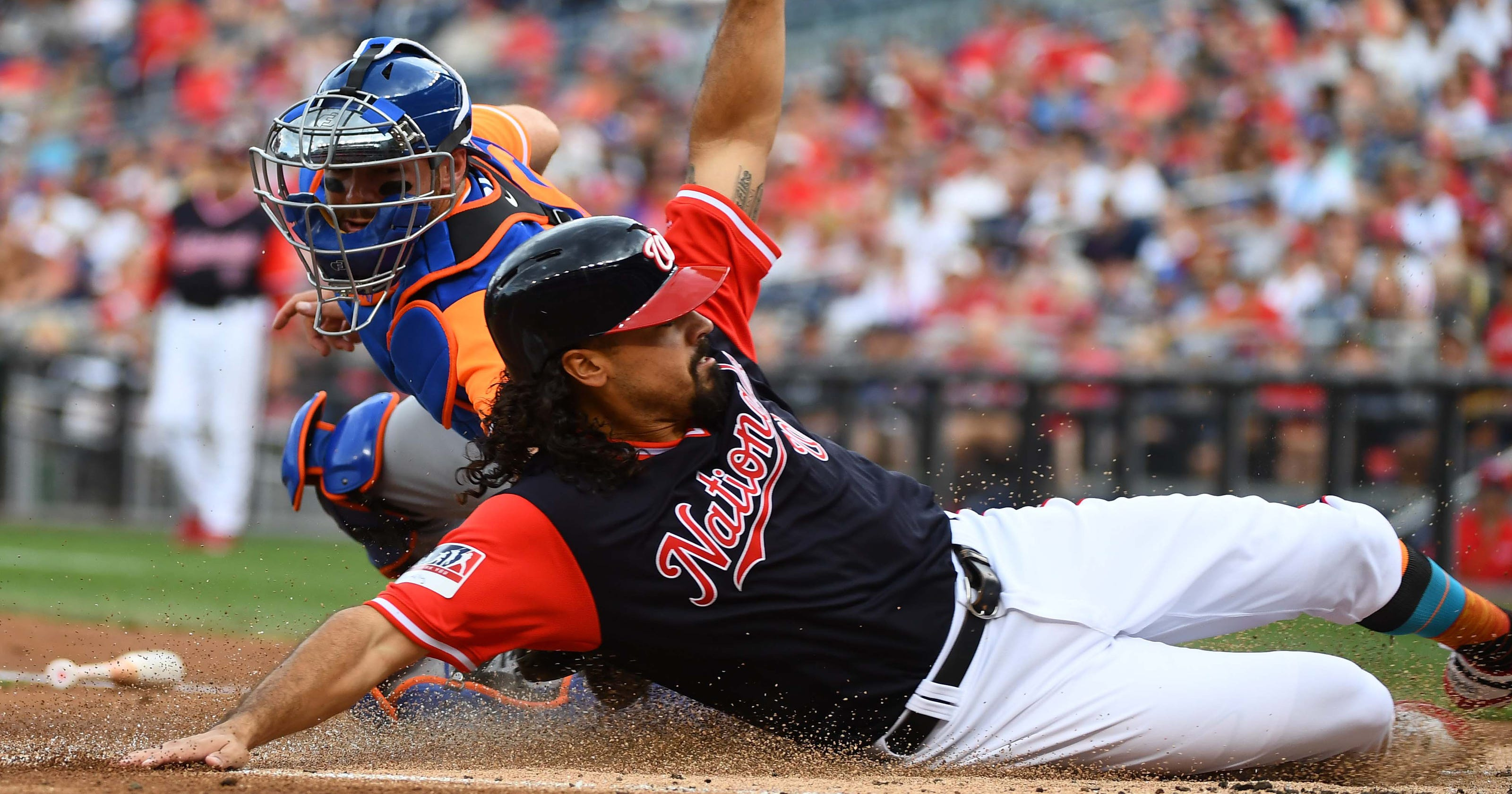 b37b02458 Adrian Sanchez steps in and drives in three runs as Nationals beat Mets, 9-4