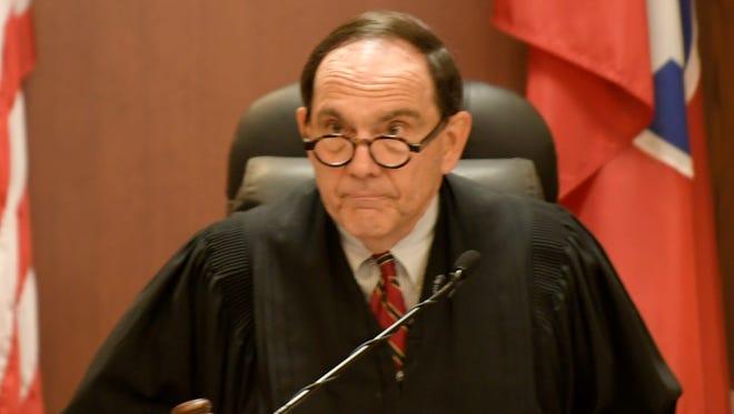 Sumner County Criminal Court Judge Dee David Gay