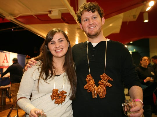 Beer enthusiasts enjoy their time during the Big Brew