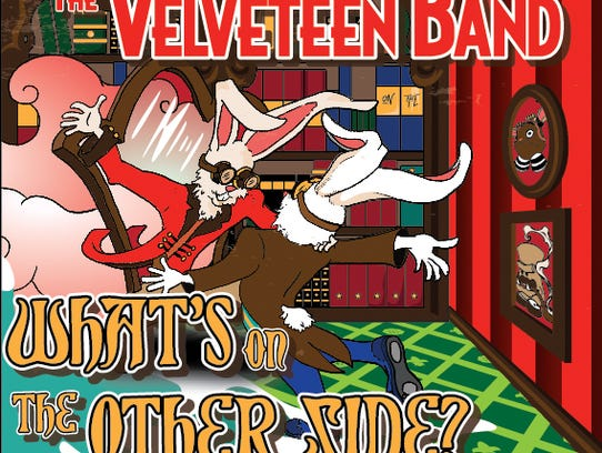 "The Velveteen Band will play it's newest album, ""What's"