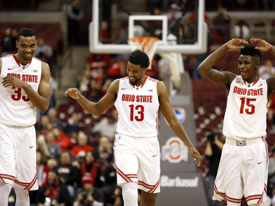 Men's basketball tipoff: MSU at Ohio State