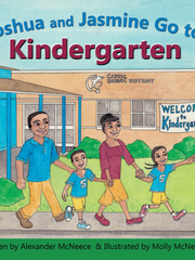 """""""Joshua and Jasmine Go to Kindergarten"""" is a book created by the Delaware Readiness Teams and filled with First State references. Some copies will be handed out Saturday at the Imagine Delaware Literacy Festival."""