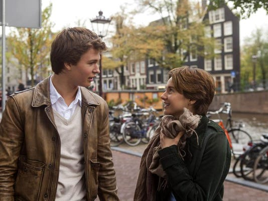Film Review The Fault In Our Stars