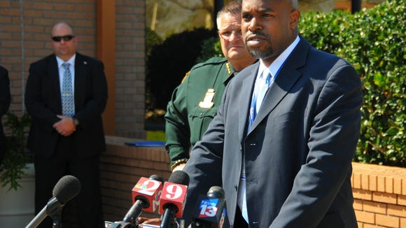 Brevard County Sheriff Wayne Ivey and Brevard County