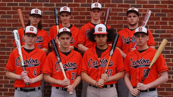The 2017 Croton-Harmon baseball team.