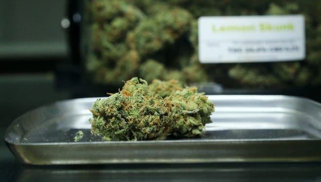 The Cherry City Compassion marijuana dispensary sells pot in various forms as well as the original dried buds.