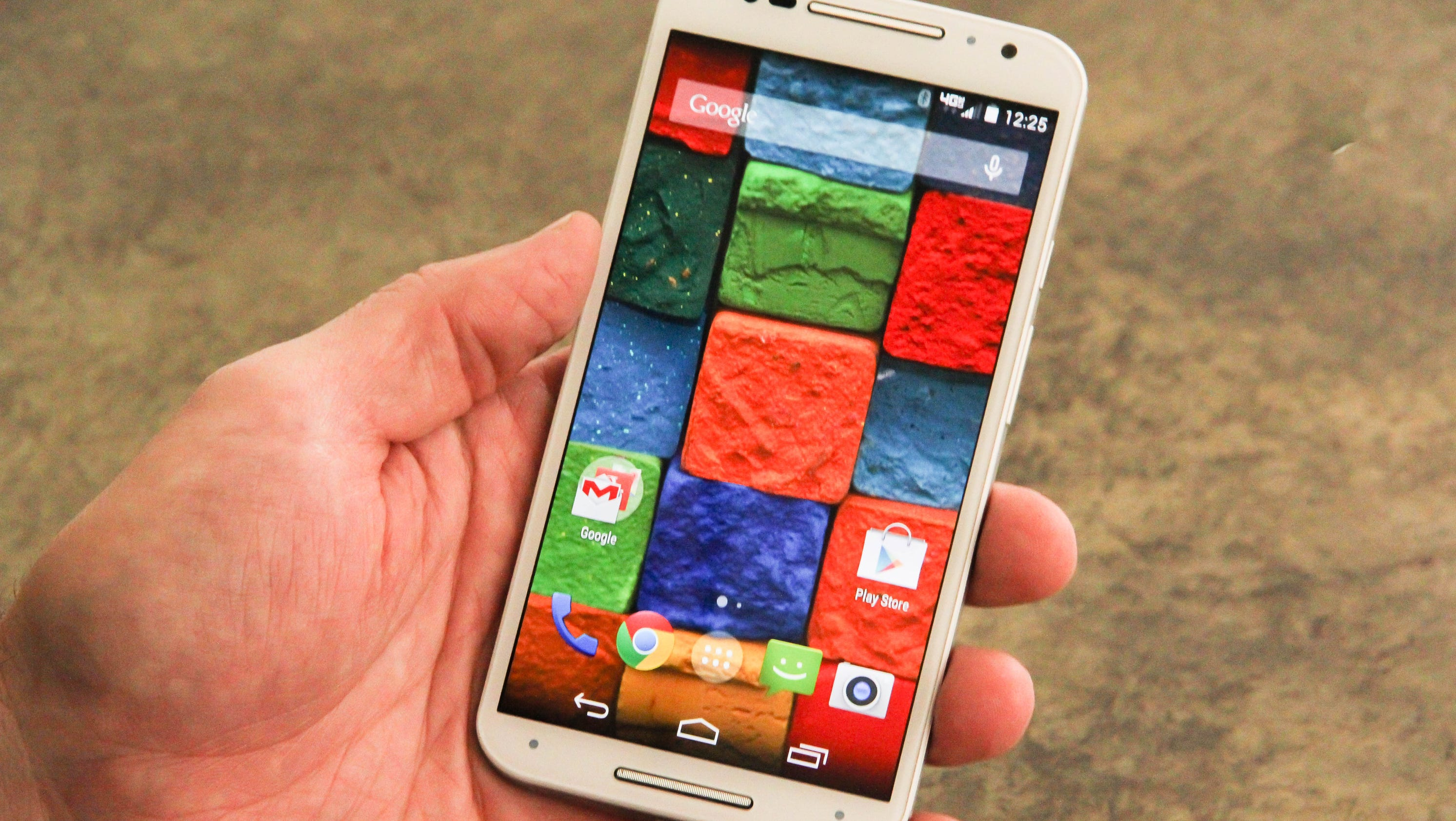 Motorola unveils new Moto X, Moto G smartphones