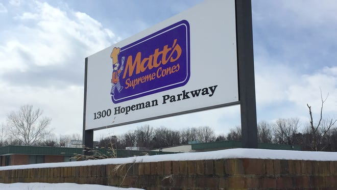 Matt's Supreme Cones at 1300 Hopeman Parkway