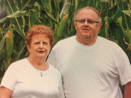Anniversaries: Larry Hofer & Brigitta Hofer