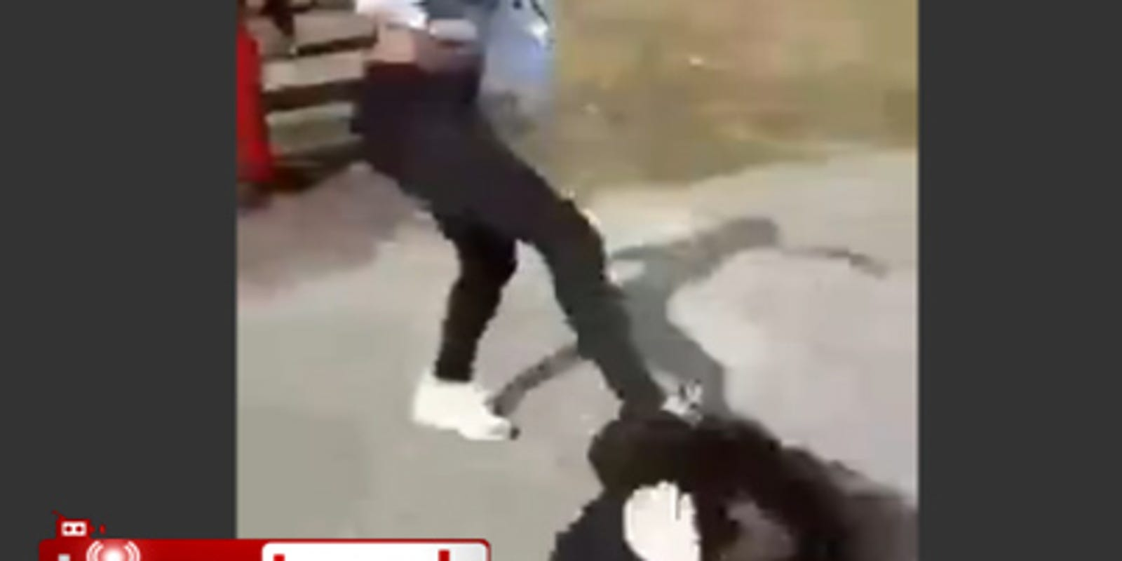 Police: Girl seen in viral video of beating arrested