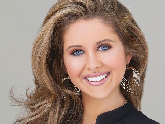 Miss Carter County Peyton Wilson
