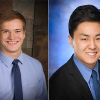 Pair of Elmbrook students in running to be Presidential Scholars